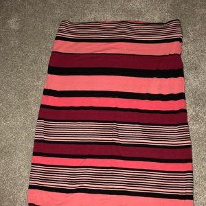 Loft pencil skirt size s